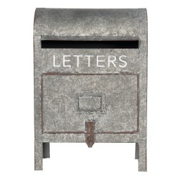 Skrzynka Na Listy Żeliwna B