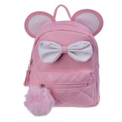 Plecak Dziecięcy Myszka Różowy A