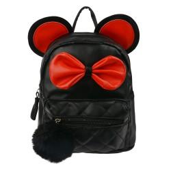 Plecak Dziecięcy Myszka Czarny