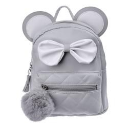 Plecak Dziecięcy Myszka Szary