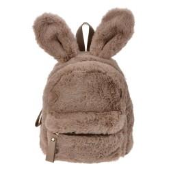 Plecak Dziecięcy Królik Brązowy