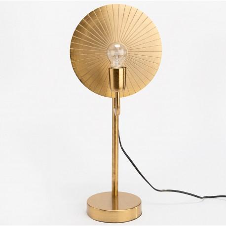Lampa Stołowa w Stylu Skandynawskim Księżyc