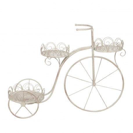Metalowy Kwietnik Rower