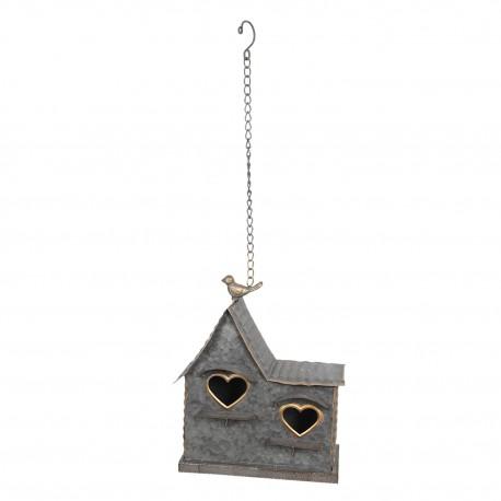 Domek Dla Ptaków Ozdobny w Stylu Prowansalskim L