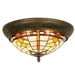 Lampa Sufitowa Tiffany E
