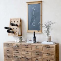 Stojak Na Wino Chic Antique