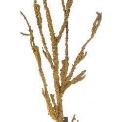 Roślina Sztuczna Aluro Gałąź Obrośnięta Mchem