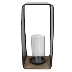Metalowy Lampion Loft