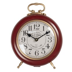 Zegarek Stołowy Retro Clayre & Eef