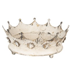 Pojemnik w stylu prowansalskim korona Clayre & Eef