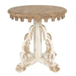 Stół w Stylu Prowansalskim Okrągły Clayre & Eef