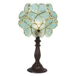 Lampa Stołowa Tiffany Kwiatki