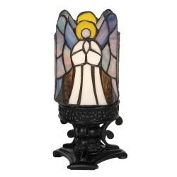 Lampa Stołowa Tiffany Anioł B