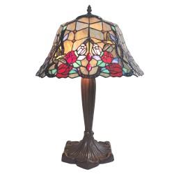 Lampa Stołowa Tiffany E Clayre & Eef