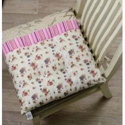 Prowansalskie Poduszki Na Krzesła