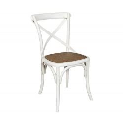 Krzesło Belldeco Białe Bari 1