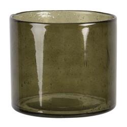 Szklany Świecznik Na Tealight Morski