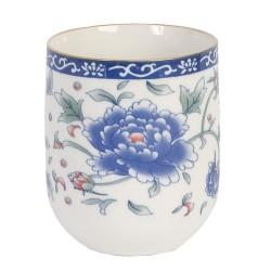 Porcelanowe Czarki w Stylu Japońskim S
