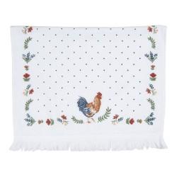 Ręcznik Do Rąk z Motylem