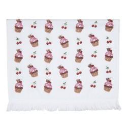 Ręcznik Do Rąk Farmhouse z Kogutem