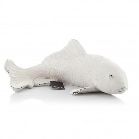 Figurka Ryba Aluro Karp Koi Biały