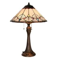 Lampa Tiffany Stołowa C Clayre & Eef