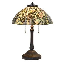 Lampa Tiffany Stołowa G Clayre & Eef