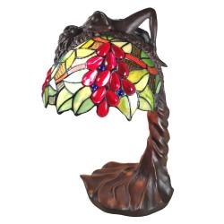 Lampa Tiffany Stołowa H Clayre & Eef