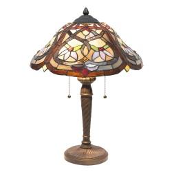 Lampa Tiffany Stołowa I Clayre & Eef