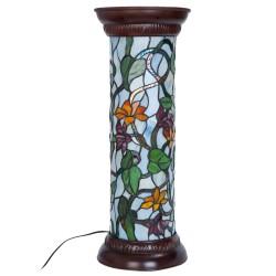 Lampa Stojąca Tiffany Kolumna A Clayre & Eef