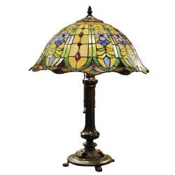 Lampa Tiffany Stołowa D Clayre & Eef