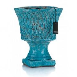 Niebieska Osłonka Osłonka Gazon Aluro Lazurite XL