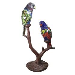 Lampa Stołowa Tiffany Ozdobna Balon Clayre & Eef
