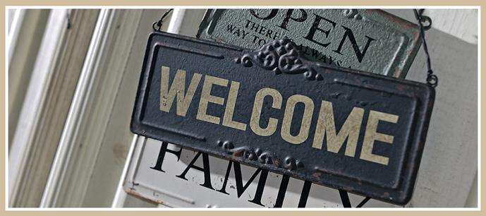 Witamy w Lawendowym Kredensie